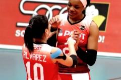 Maria Shola Alvarez & Grace Lazard