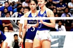 Deanna Wong & Madeleine Madayag