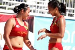 Wellamae Ortega & Lorraine Barias