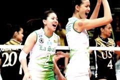 Desiree Cheng & Lourdes Clemente