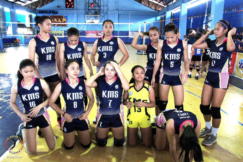 Kings Montessori School Girls Volleyball Team Archives Daytime View