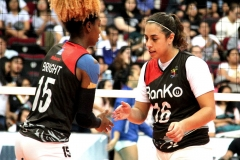 Kia Bright & Amy Ahomiro