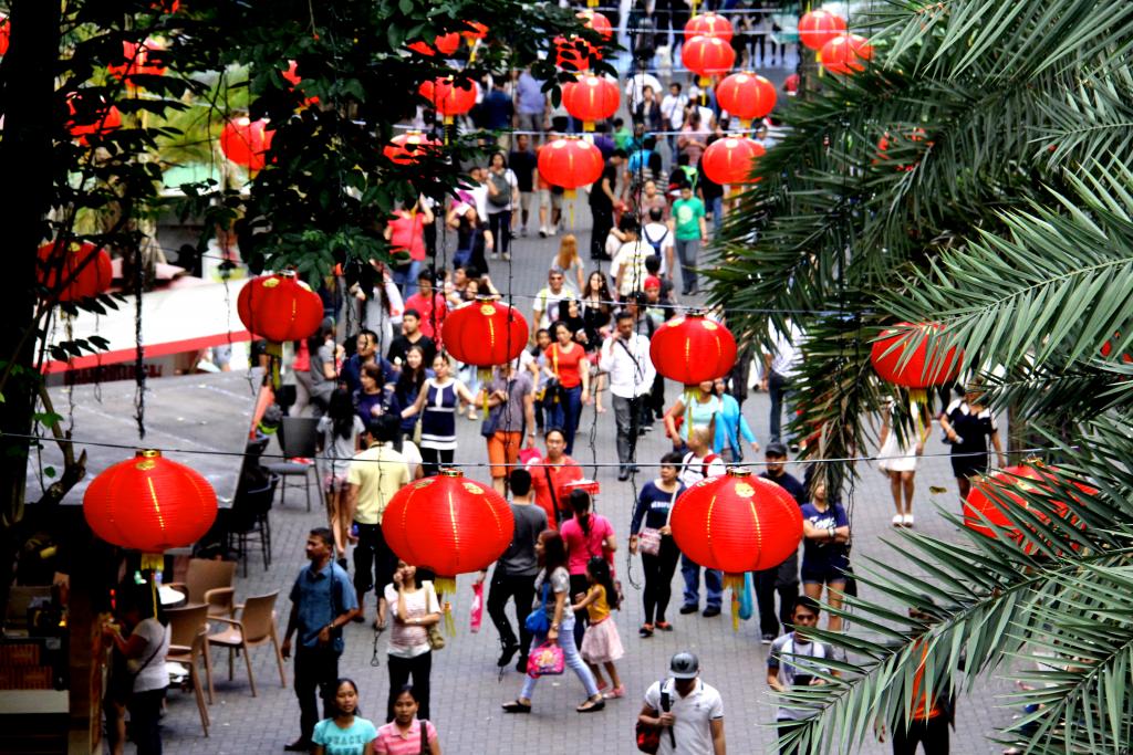 Mall of Asia Walkway