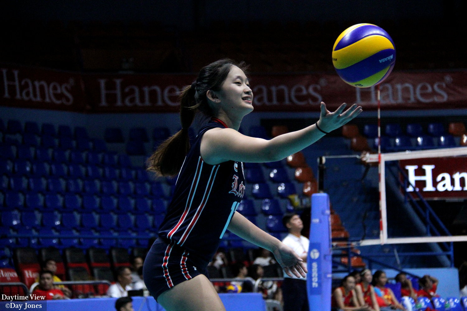 Watch Live San Beda Red Lionesses Vs Letran Lady Knights