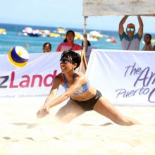 BVR Women's Beach Volleyball – Air Force 1 vs Perlas