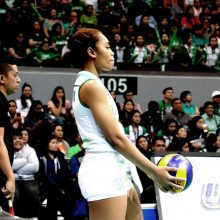 UAAP Volleyball – De La Salle University vs University of Santo Tomas