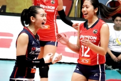 Dennise Lazaro & Rhea Dimaculangan