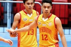 Nathalian Bunsuan & Timothy Eusebio