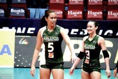 Roselle Baliton & Amanda Villanueva