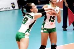 Amanda Villanueva & Jhoana Maraguinot