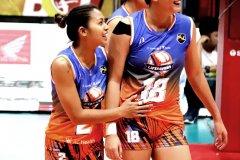 April Hingpit & Marivic Meneses