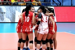SBU Lady Red Spikers