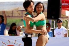 Mer Jauculan & Cara Rosales
