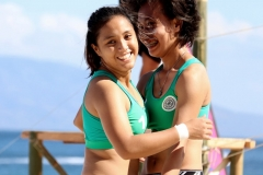 Cara Rosales & Mer Jauculan