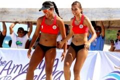 Dzi Gervacio & Nicole Tiamzon