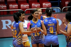 Air Force Lady Jet Spikers