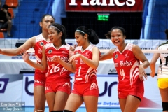 SBC Lady Red Spikers