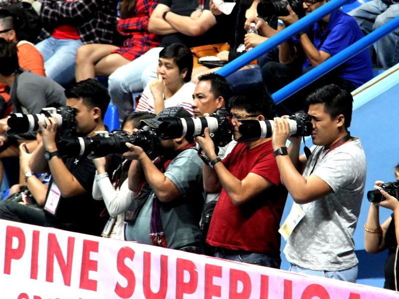 Photographers in Philippines