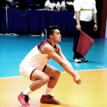 NCAA Men's Volleyball – University of Perpetual Help System DALTA vs Mapua University